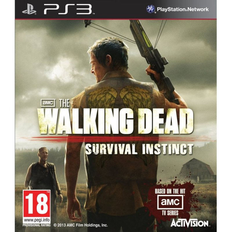 The Walking Dead: Survival Instinct (import) - PS3