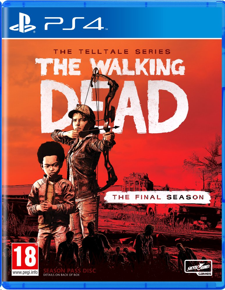 Image of   The Walking Dead: The Final Season - PS4