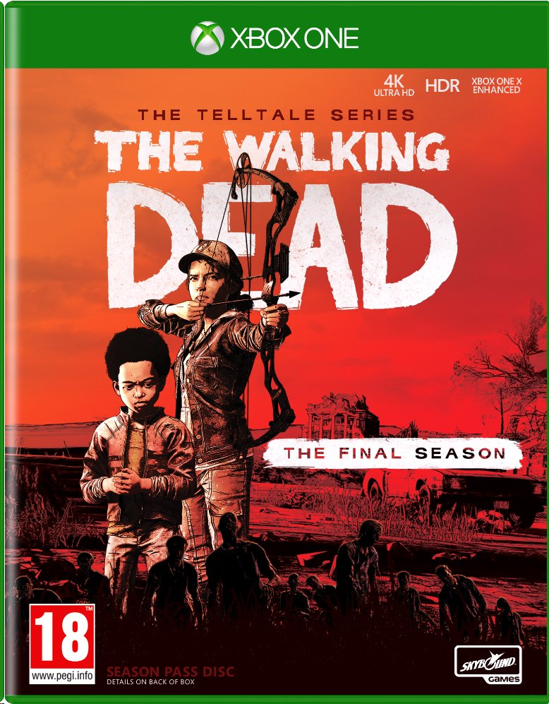 Image of   The Walking Dead: The Final Season - Xbox One