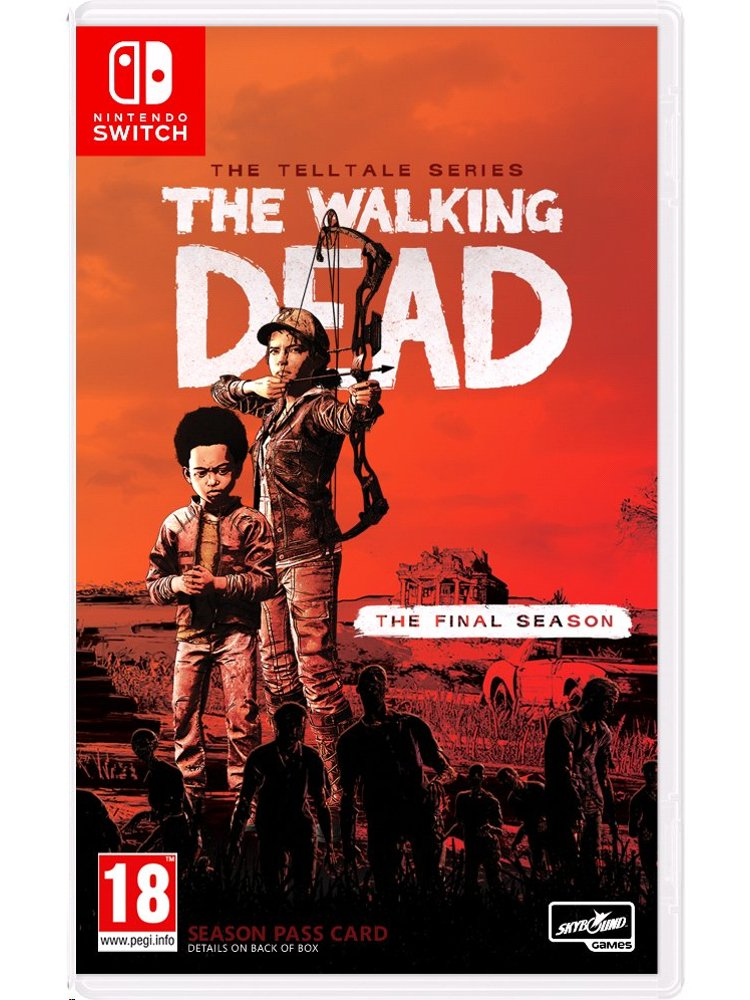 Image of   The Walking Dead: The Final Season - Nintendo Switch