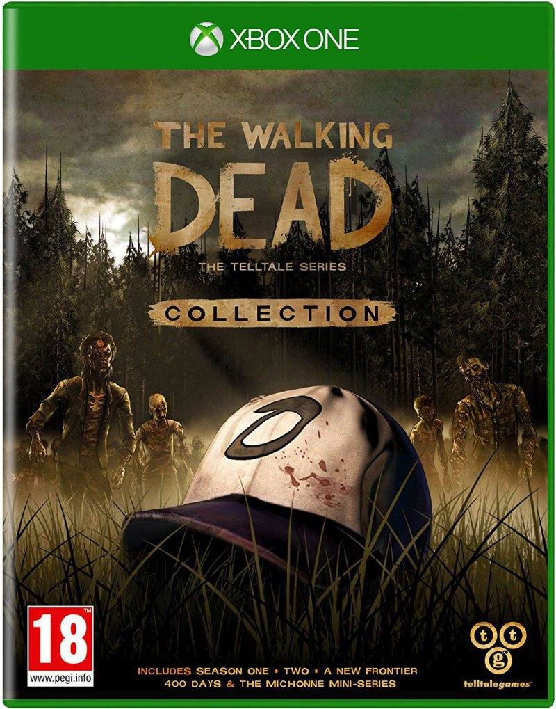 Image of   Walking Dead Collection: Telltale - Xbox One