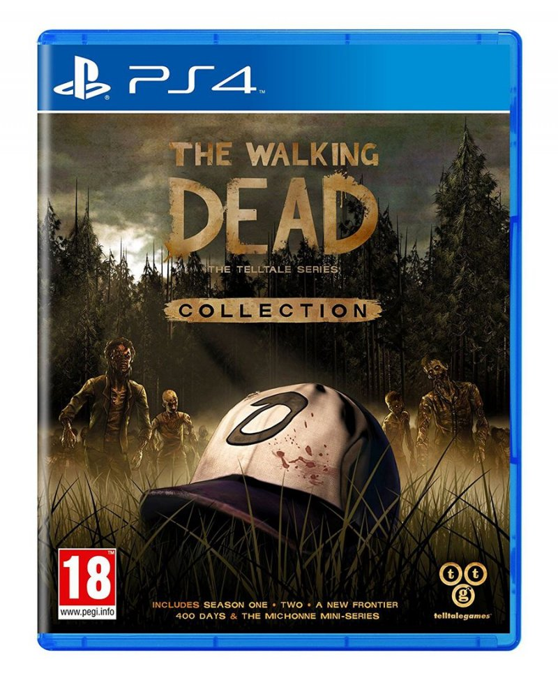 Image of   Walking Dead Collection: Telltale - PS4
