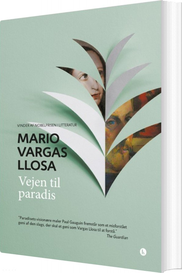 The Way To Paradise - Mario Vargas Llosa - Bog