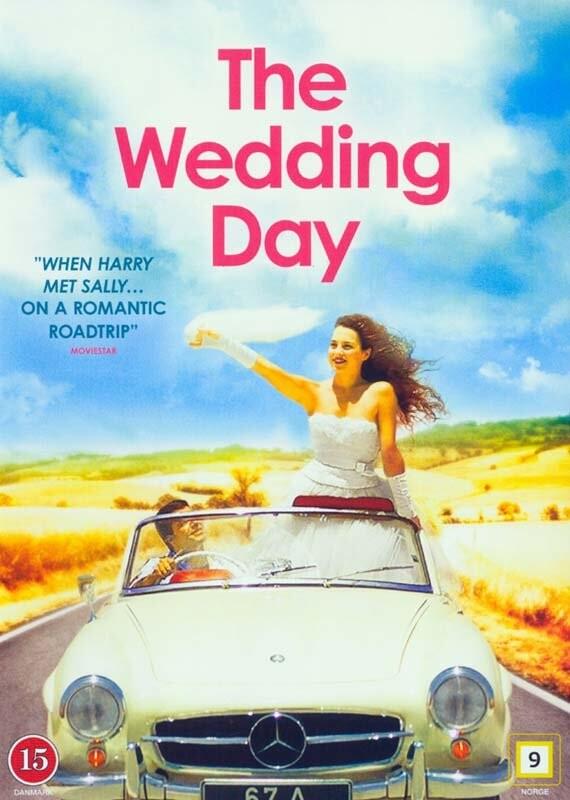 The Wedding Day DVD Film → Køb Billigt Her