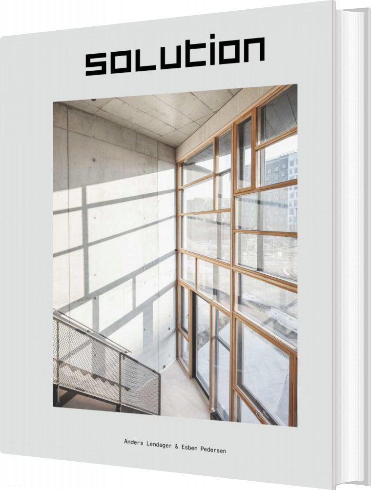 Solution - Anders Lendager - Bog
