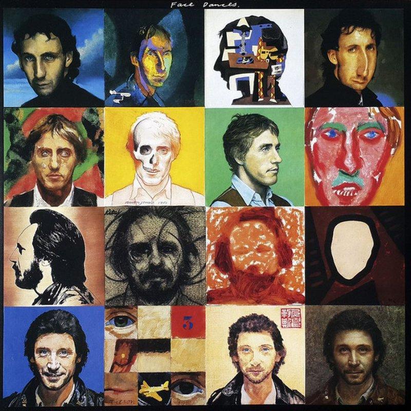 The Who - Face Dances - Vinyl / LP