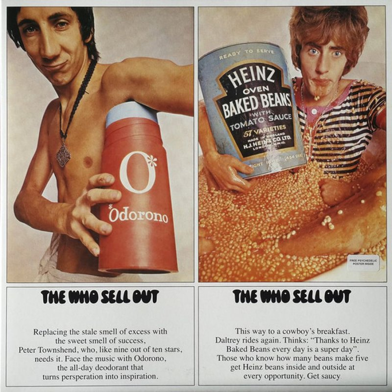 The Who - The Who Sell Out - Vinyl / LP