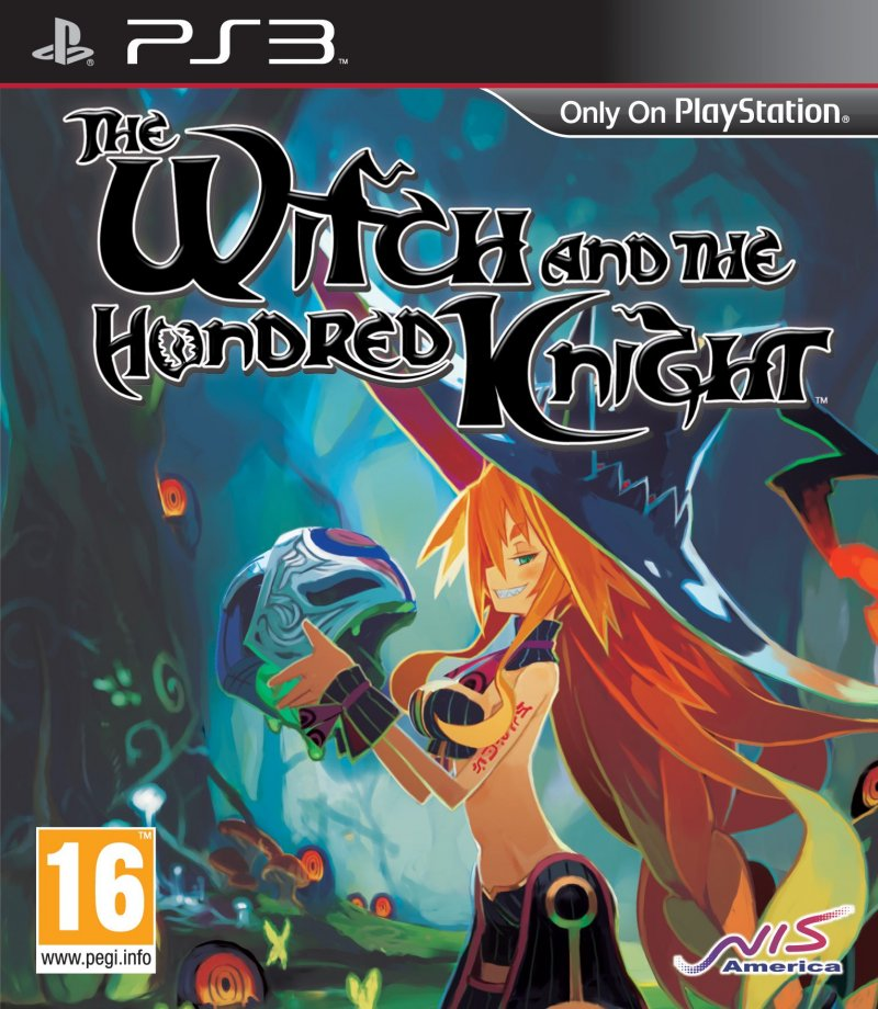 Image of   The Witch And The Hundred Knights - Including Artbook - PS3
