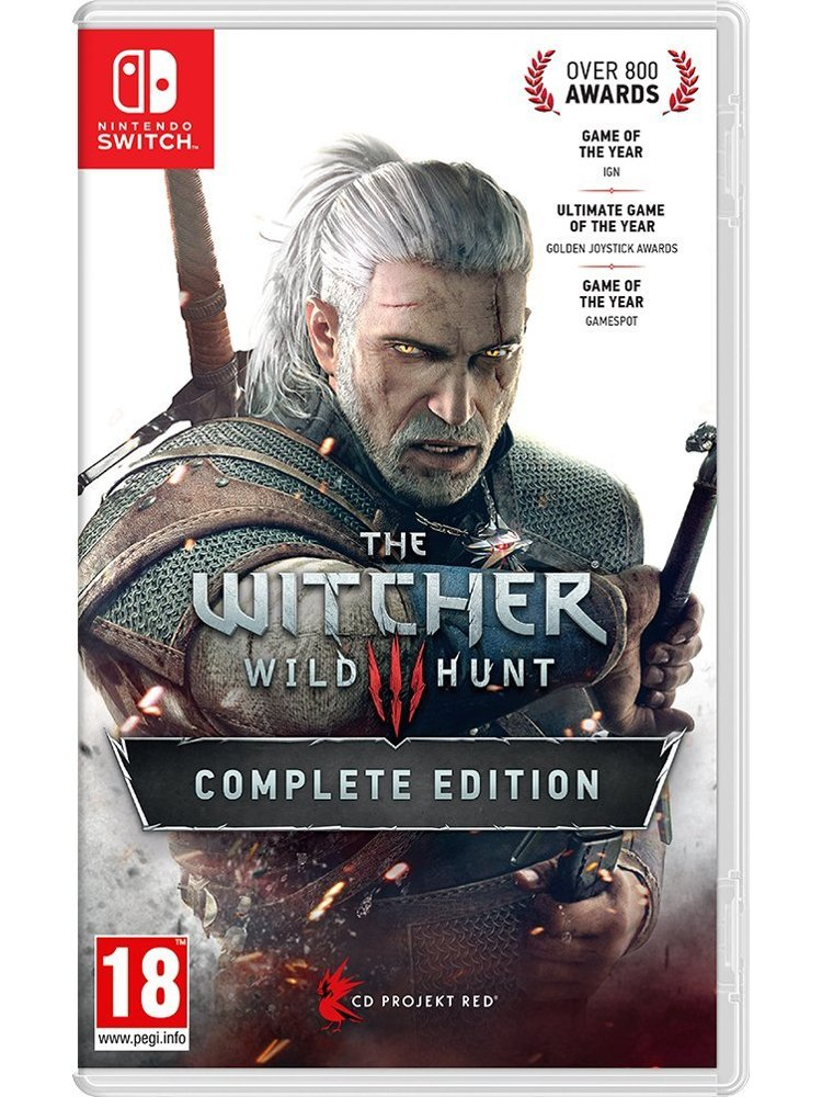 Image of   The Witcher 3: Wild Hunt (complete Edition) - Nintendo Switch