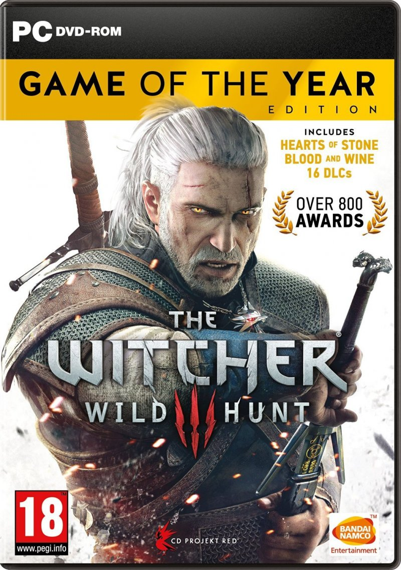 Image of   The Witcher Iii (3): Wild Hunt (game Of The Year Edition) - PC