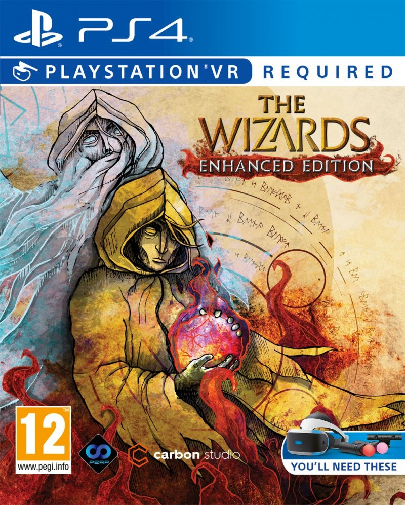 Image of   The Wizards (psvr) - PS4