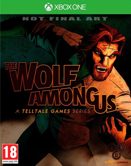 Image of   The Wolf Among Us - Xbox One