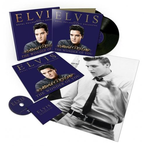 Image of   Elvis Presley - The Wonder Of You - Deluxe Edition - CD