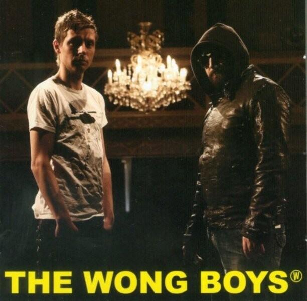 Image of   The Wong Boys - The Wong Boys - CD
