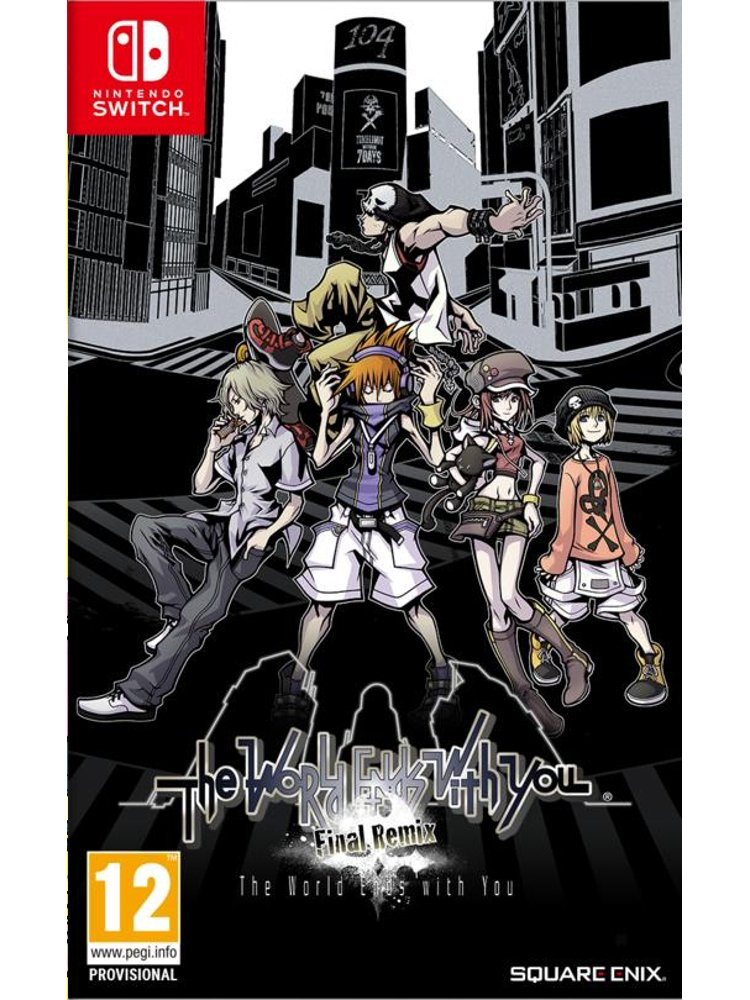 Image of   The World Ends With You: Final Remix - Nintendo Switch