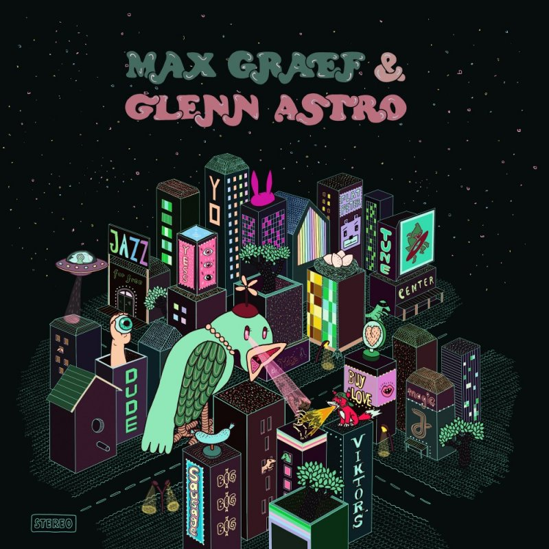 Max Graef & Glenn Astro - The Yard Work Simulator - Vinyl / LP