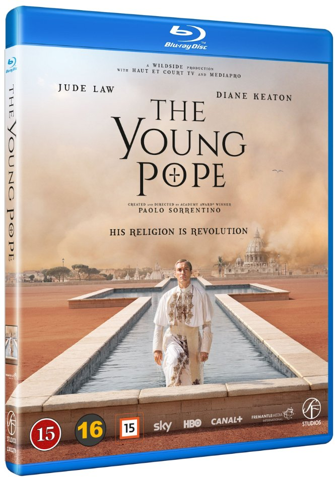 The Young Pope - Hbo - Blu-Ray - Tv-serie