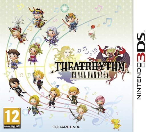 Theatrhythm: Final Fantasy - Nintendo 3DS