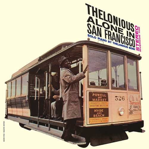 Thelonious Monk - Thelonious Alone In San Francisco - Vinyl / LP