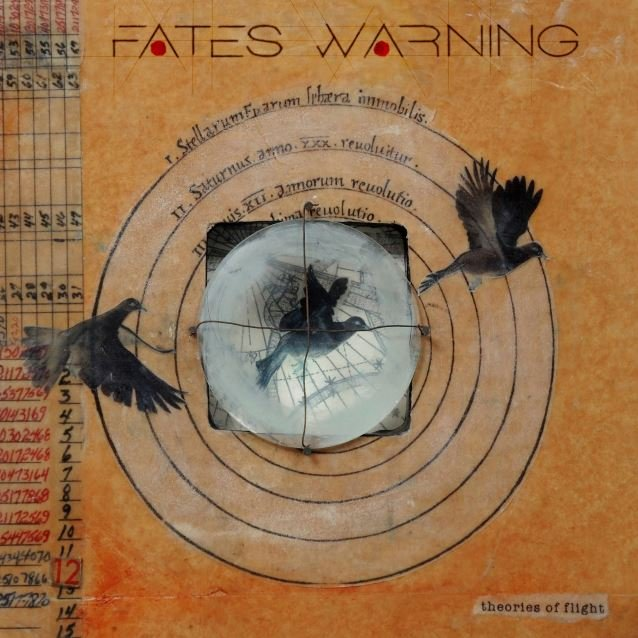 Image of   Fates Warning - Theories Of Flight - CD