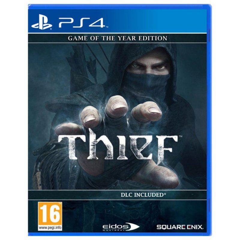 Thief: Game Of The Year Edition - PS4