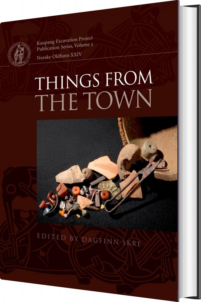 Image of   Things From The Town - Bog