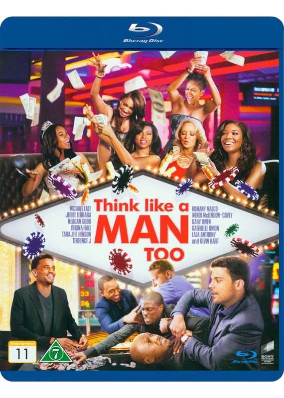 Think Like a Man Too (Blu-ray) - Blu-ray - Discshop.fi