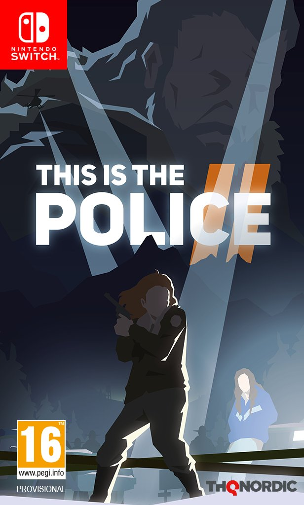 Image of   This Is The Police 2 - Nintendo Switch