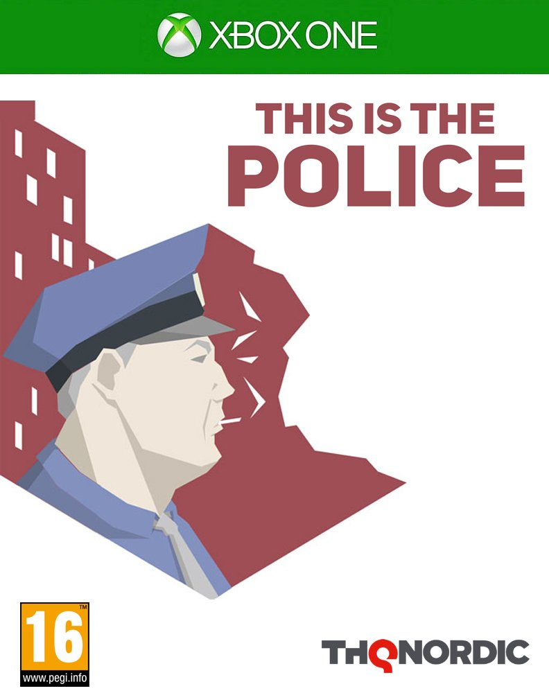 Billede af This Is The Police - Xbox One