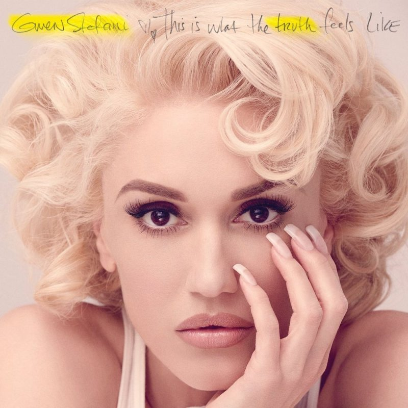 Image of   Gwen Stefani - This Is What The Truth Feels Like (deluxe Edition) - CD