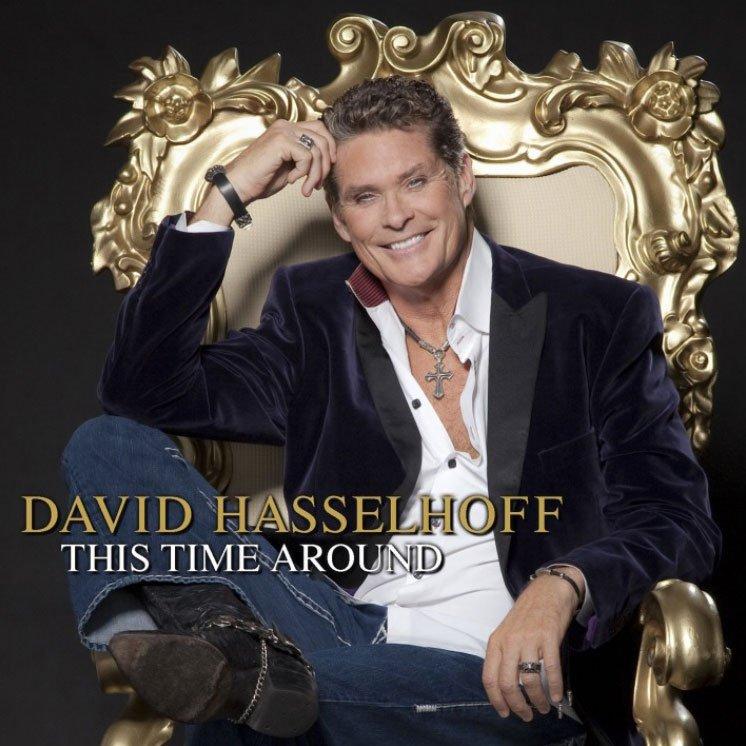 David Hasselhoff - This Time Around - CD