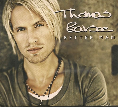 Thomas Barsoe - Better Man - CD