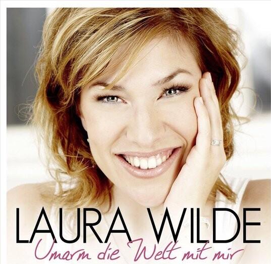 Image of   Laura Wilde - Umarm Die Welt Mit Mir - CD