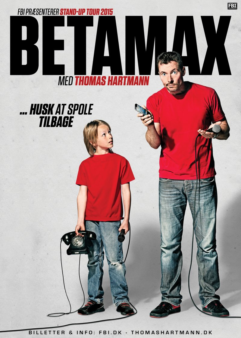 Image of   Thomas Hartmann Betamax - DVD - Film