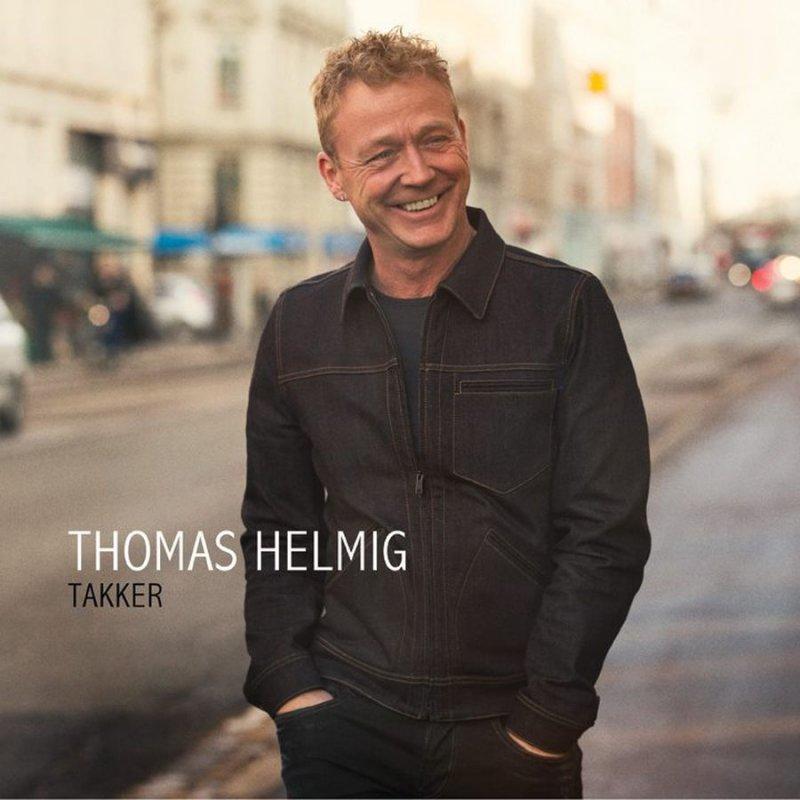 Thomas Helmig - Takker - CD