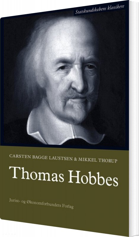 Image of   Thomas Hobbes - Mikkel Thorup - Bog