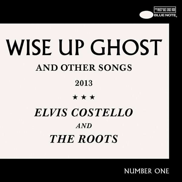 Image of   Elvis Costello - Wise Up Ghost - CD