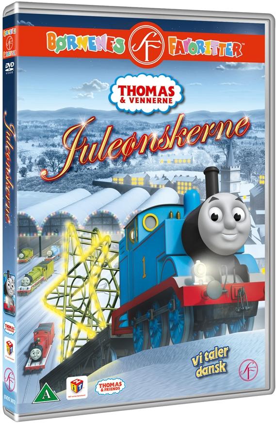 Image of   Thomas Og Vennerne / Thomas And Friends - 42 - Juleønskerne - DVD - Film