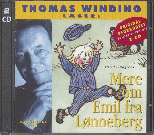 Image of   Mere Om Emil Fra Lønneberg - Astrid Lindgren - Cd Lydbog
