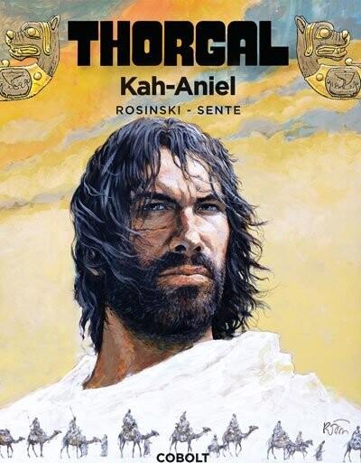 Billede af Thorgal 34: Kah-aniel - Yves Sente - Tegneserie