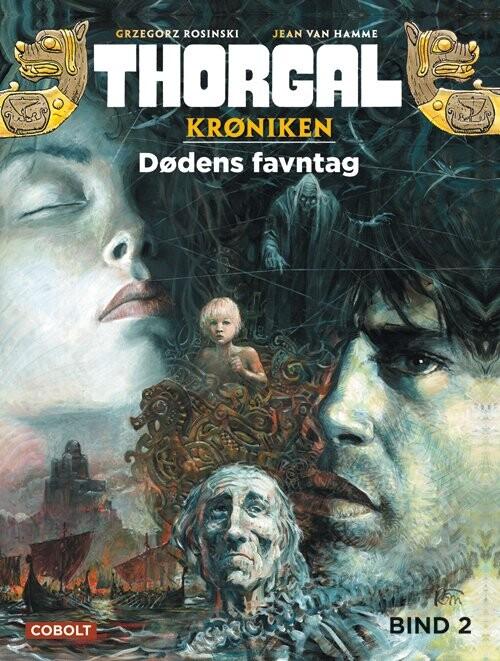 Billede af Thorgalkrøniken 2: Dødens Favntag - Jean Van Hamme - Tegneserie