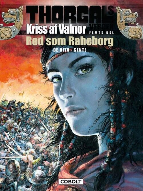 Image of   Thorgals Verden: Kriss Af Valnor, 5. Del - Yves Sente - Tegneserie