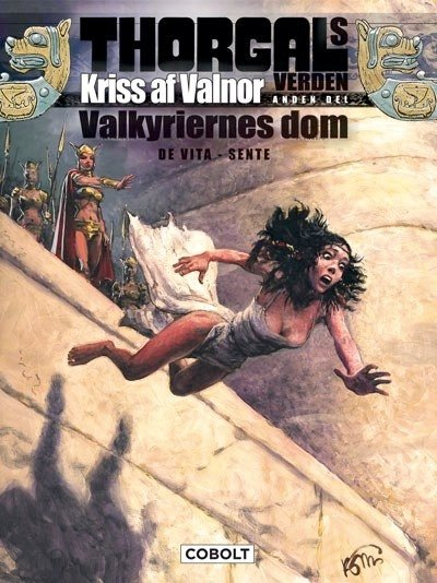 Image of   Thorgals Verden: Kriss Af Valnor, 2. Del - Yves Sente - Tegneserie