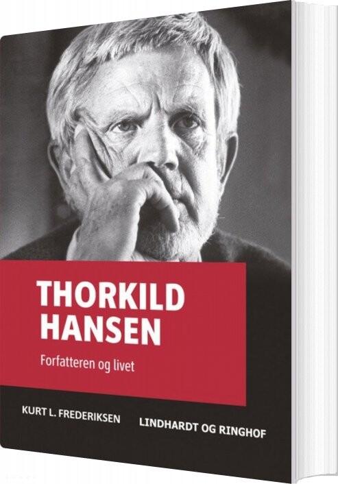 Image of   Thorkild Hansen - Kurt L. Frederiksen - Bog