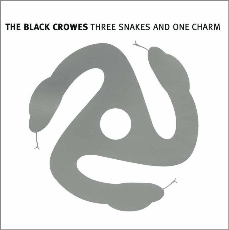 Image of   The Black Crowes - Three Snakes And One Charm - Vinyl / LP