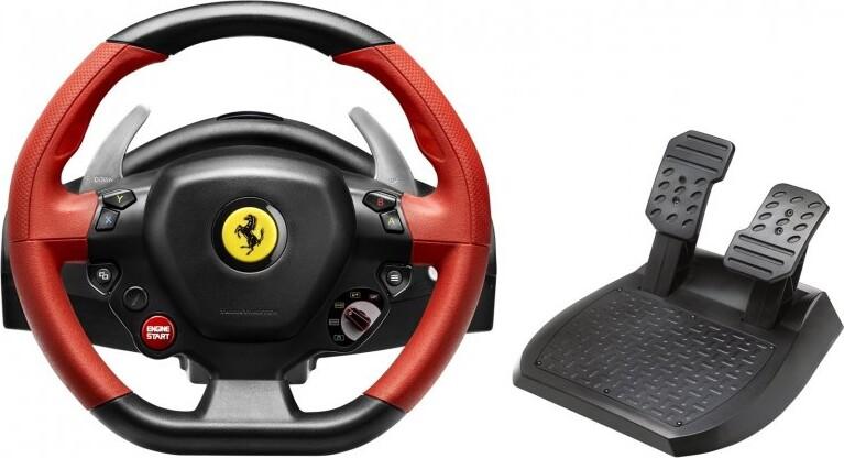 Billede af Thrustmaster Ferrari 458 Spider Racing Wheel - Xbox One
