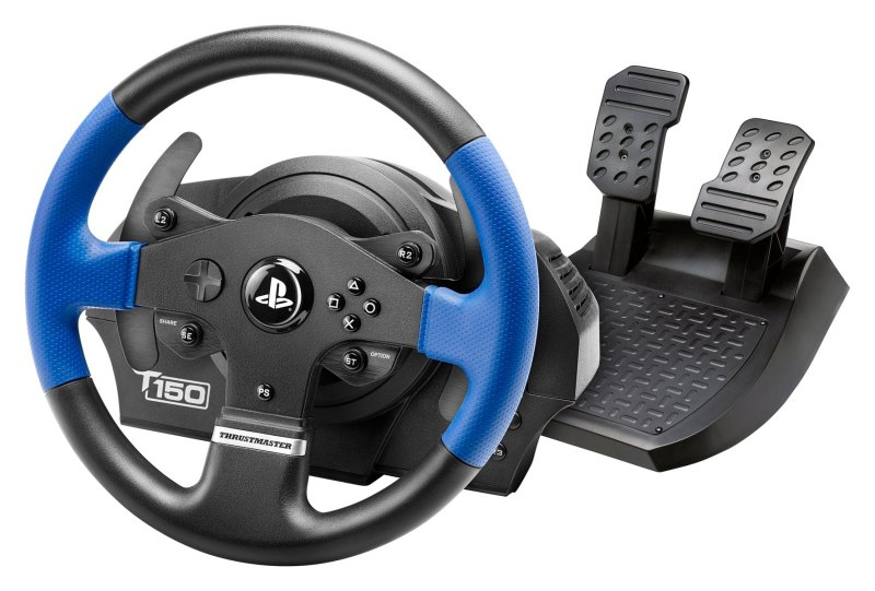 Thrustmaster T150 Ferrari Wheel Force Feedback (ps3/ps4/pc) (multiformat)