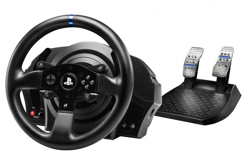 Thrustmaster T300rs Force Feedback Racing Wheel Rat Til Ps4