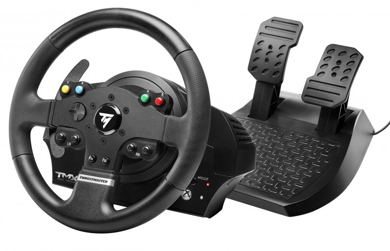 Image of   Thrustmaster Tmx Force Feedback - Rat Og Pedaler Til Xbox One Og Pc