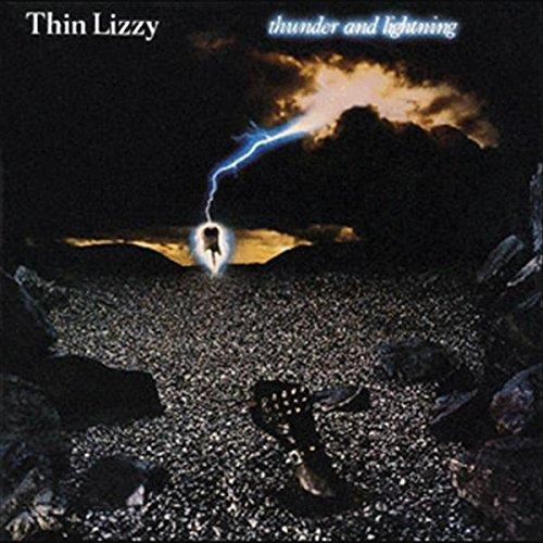 Thin Lizzy - Thunder And Lightning - Vinyl / LP